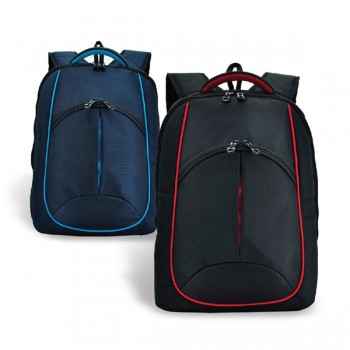 LB-062-Laptop-Backpack-264-Front-View-Blue-Red